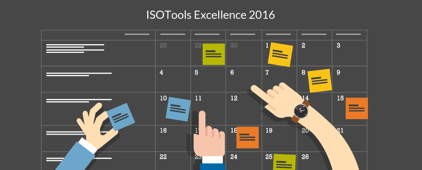Roadmap ISOTools 2016